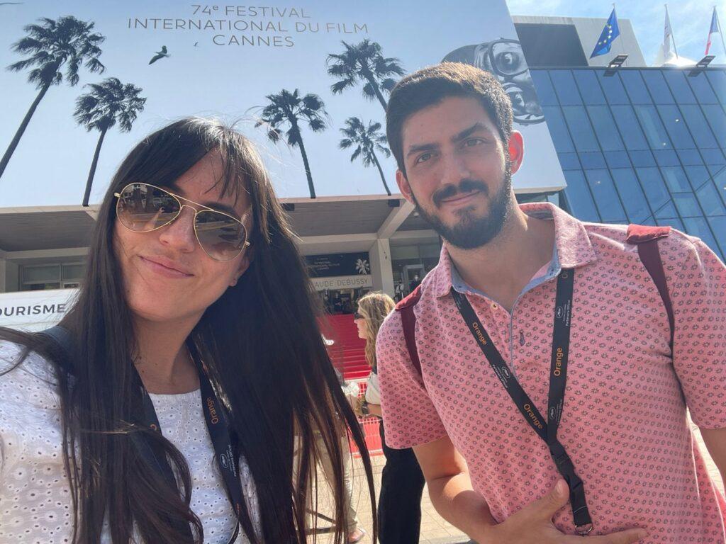 Cinestesia en Cannes
